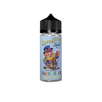 Leprechaun Sweet Shop 120ml (80ml Shortfill + 4 x 10ml Nic Shots) (70VG/30PG)