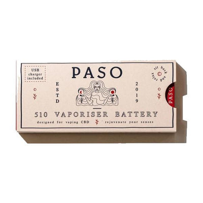 Paso CBD Vape Pen Battery