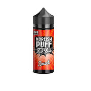 Moreish Puff Popcorn 0mg 100ml Shortfill (70VG/30PG)