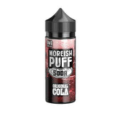 Moreish Puff Soda 0mg 100ml Shortfill (70VG/30PG)