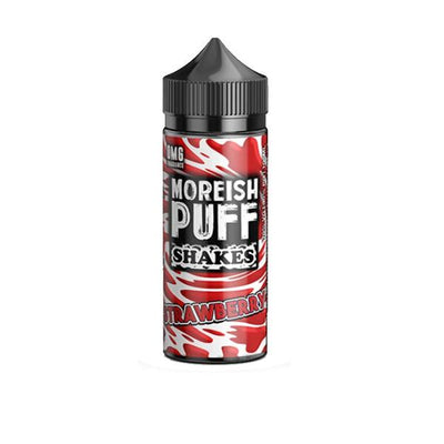 Moreish Puff Shakes 0mg 100ml Shortfill (70VG/30PG)