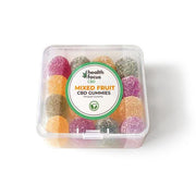 Health Focus CBD 160mg CBD Gummies - Mixed Berry