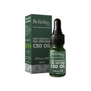 Beliebis UK 500mg CBD Full Spectrum CBD Oil 10ml