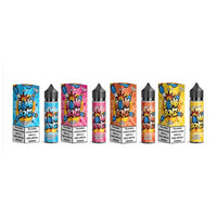 Bomb Bonz 0mg 50ml Shortfill (70VG/30PG) + FREE Nic Shot