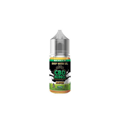 CBD King 1000MG CBD 30ml E-Liquid (70VG/30PG)