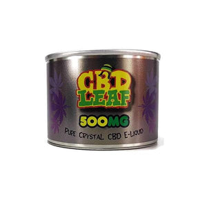 CBD Leaf Additives 500mg 10ml