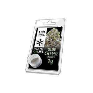 CBD Hash 1g Blue Cheese 10%