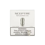 Innokin Sceptre Replacement Coils 0.5ohms/1.2ohms