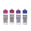 Fruitilicious Ice Range 0mg 100ml Shortfill (70VG/30PG)