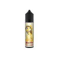 Ice Cream 0mg 50ml Shortfill (70VG/30PG)