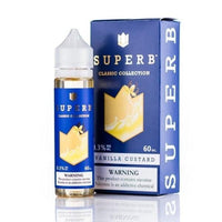 Superb Classic Collection 0mg 50ml Shortfill (70VG/30PG)