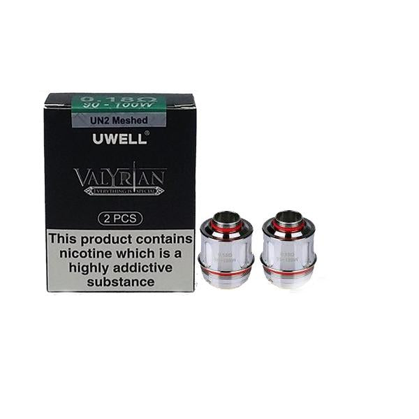 Uwell Valyrian Tank Coils