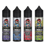 Old Pirate Lemonade Series 0MG 60ML Shortfill (70VG/30PG)