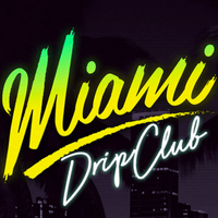 Miami Drip Club 0mg Nicotine 50ml plus Nic Shot