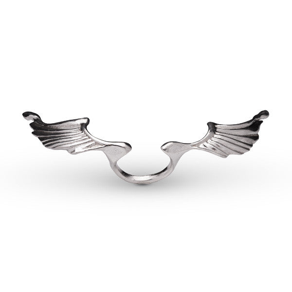 Messenger Wings Ring
