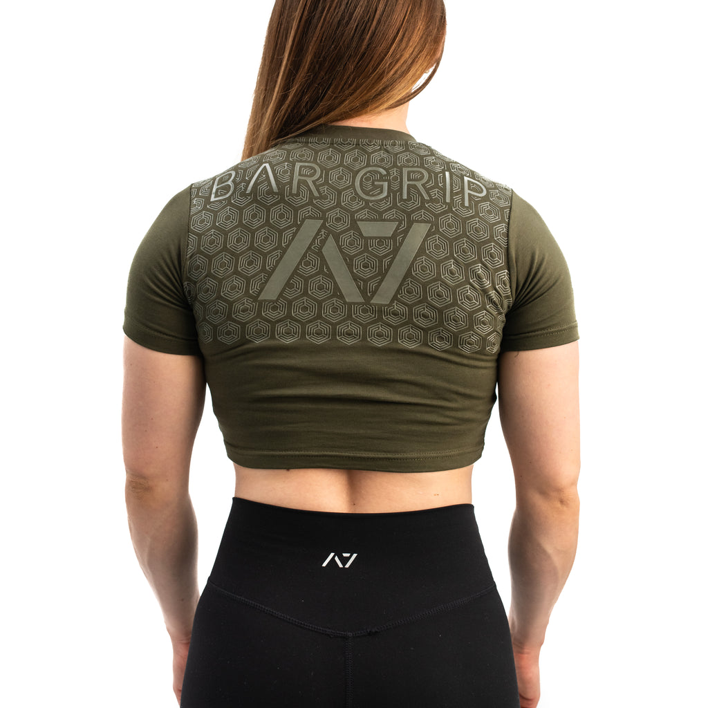 Mantra Bar Grip Women's Crop