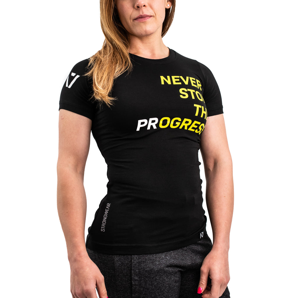 Progress Bar Grip Women's Shirt