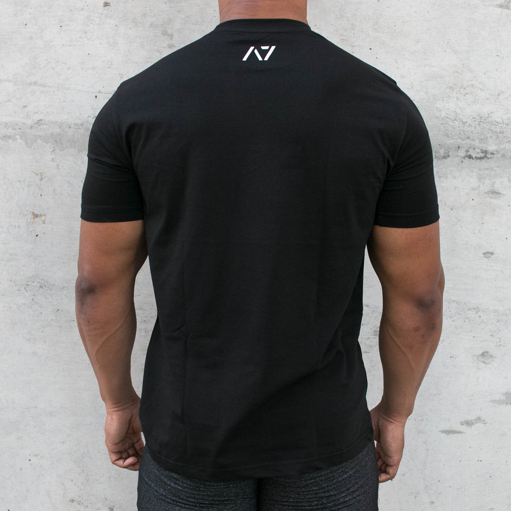 2019 IPF Approved Logo Men's Meet Shirt - Black