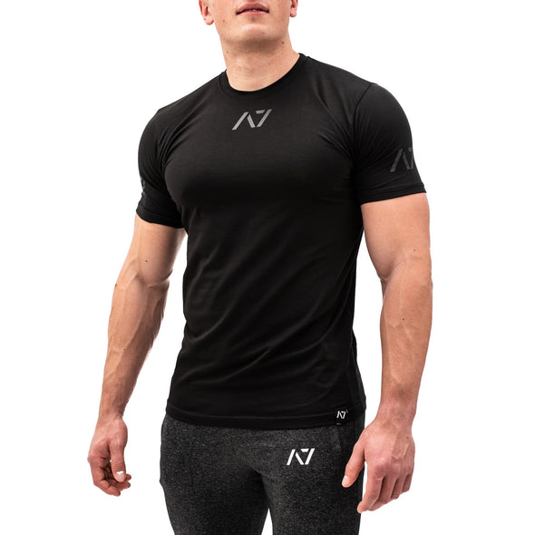 Stealth IPF Approved Logo Men's Meet Shirt / Stealth IPF Approved Koszulka męska startowa Logo