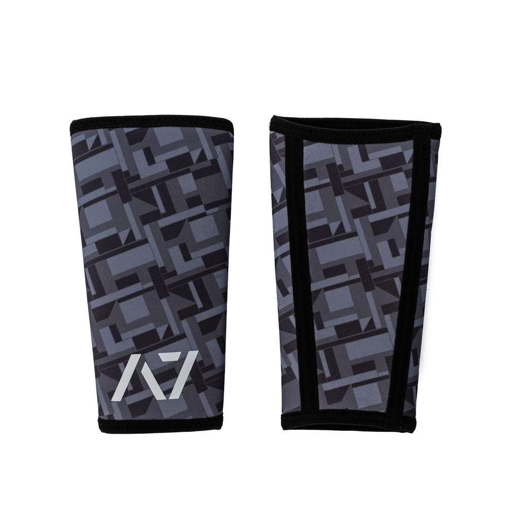 Puzzle Stiff  Camo Knee Sleeves - IPF Approved