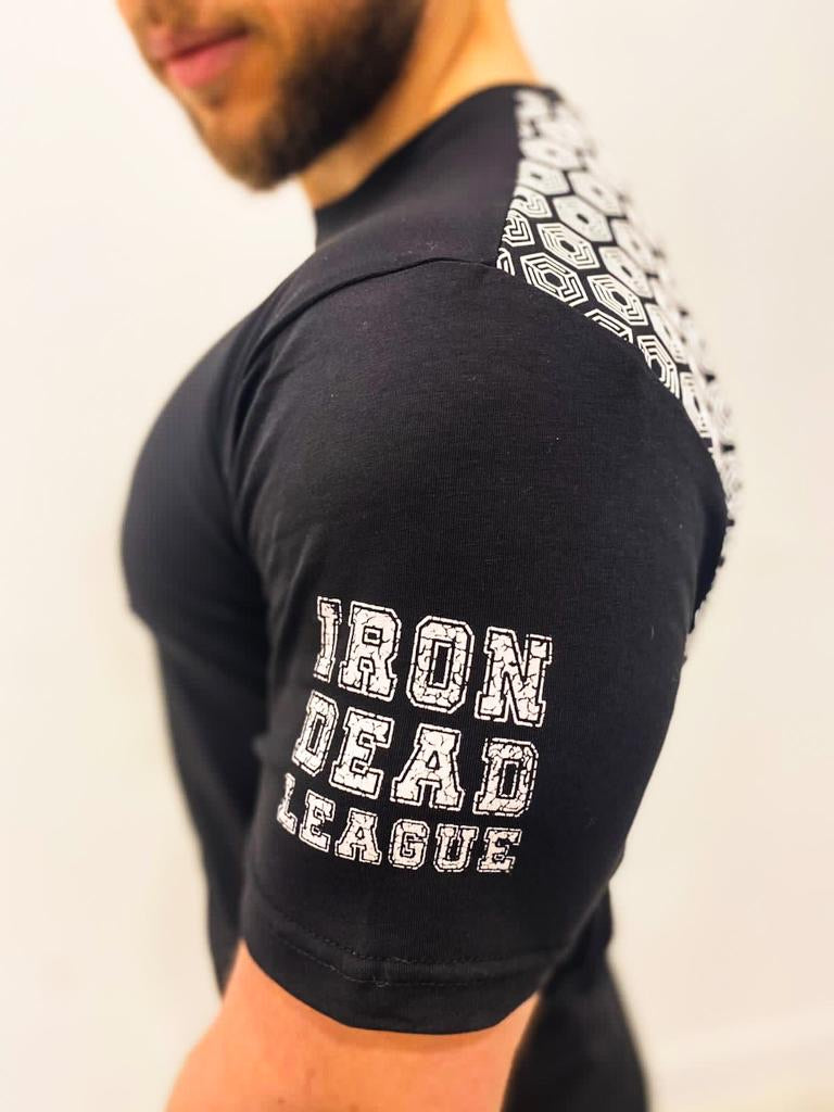 Iron Dead League Bar Grip Men's Shirt / Koszulka Męska Iron Dead League Bar Grip