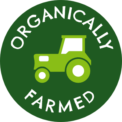 Organically Farmed