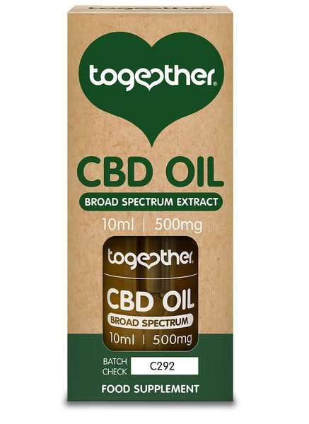 CBD 500mg Oil