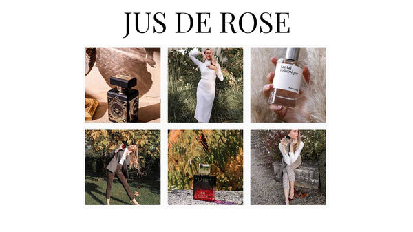 Le guide d'achat des parfums Mizensir | By Jus de Rose