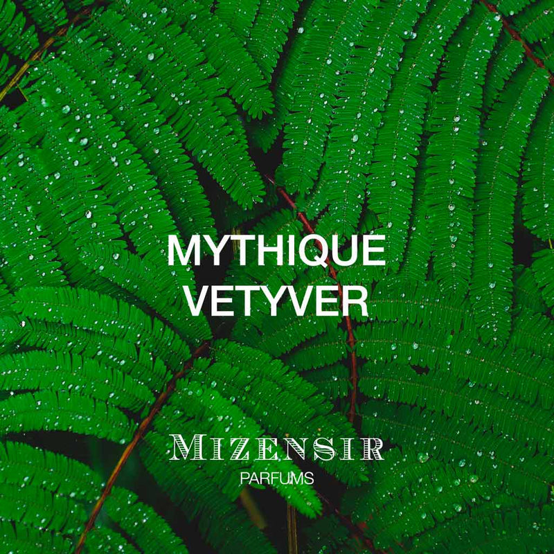 MYTHIQUE VETYVER | Recharges