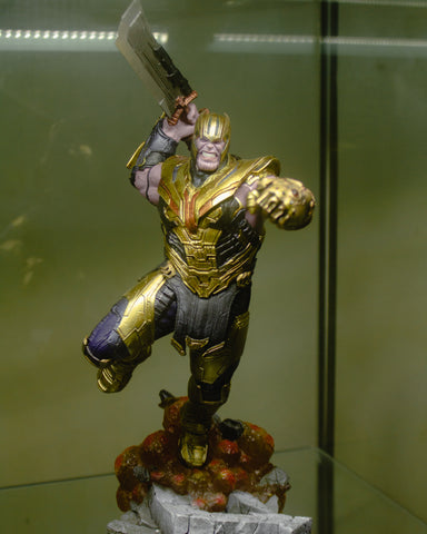 Iron Studios Thanos Avengers Endgame version 1