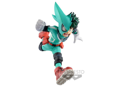 MY HERO ACADEMIA FIGURE COLOSSEUM VOL.1 IZUKU MIDORIYA (VER.A)