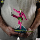THE JOKER DELUXE BDS ART SCALE 1/10 - BATMAN 66