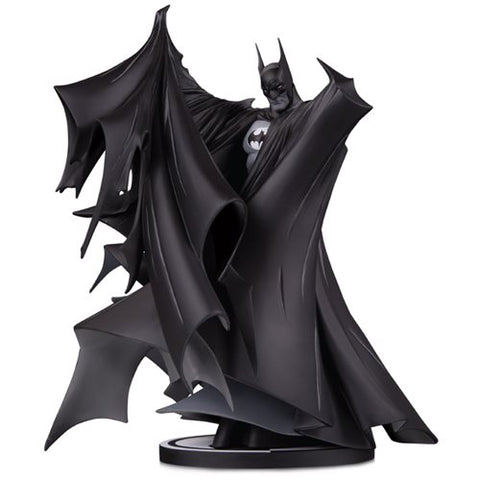 BATMAN BLACK AND WHITE BY TODD MCFARLANE VERSION 2 DELUXE STATUE