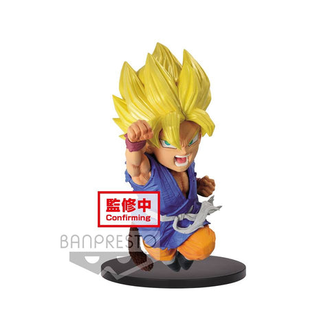 DRAGON BALL GT WRATH OF THE DRAGON SUPER SAIYAN SON GOKOU