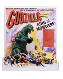 12 INCH GODZILLA 1956 MOVIE POSTER VERSION