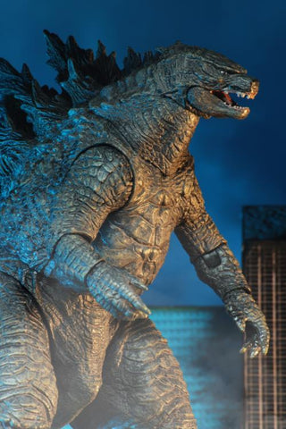 12 INCH HEAD TO TAIL GODZILLA 2019 KING OF THE MONSTERS (REOFFER)