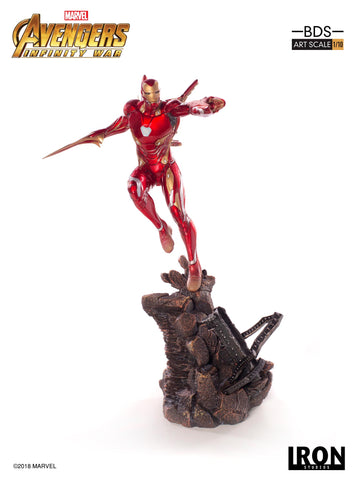 IRON MAN MARK L BDS ART SCALE 1/10 - AVENGERS: INFINITY WAR