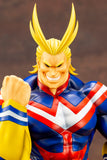 MY HERO ACADEMIA ARTFX J ALL MIGHT WITH BONUS PART