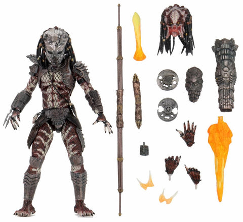 "PREDATOR 2 - 7"" SCALE ACTION FIGURE - ULTIMATE GUARDIAN"