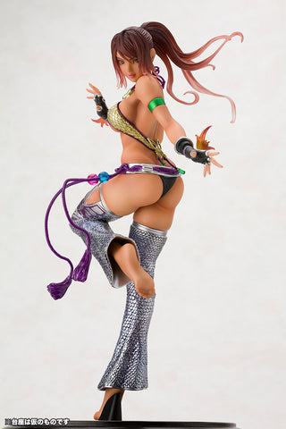 TEKKEN TAG TOURNAMENT 2 CHRISTIE MONTEIRO BISHOUJO STATUE (RENEWAL PACKAGE)