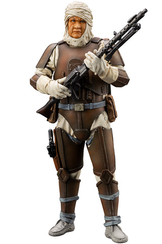 STAR WARS BOUNTY HUNTER DENGAR ARTFX+ STATUE