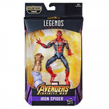 BEST OF MARVEL LEGENDS SPIDER-MAN (THANOS BAF)