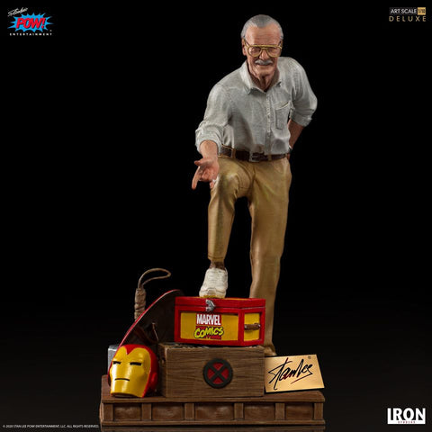 STAN LEE DELUXE ART SCALE 1/10