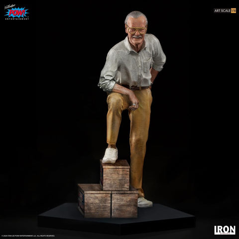 STAN LEE ART SCALE 1/10