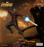 STAR-LORD BDS ART SCALE 1/10 - AVENGERS INFINITY WAR