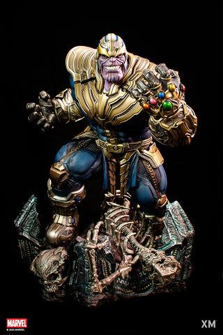 THANOS 1/4 SCALE STATUE