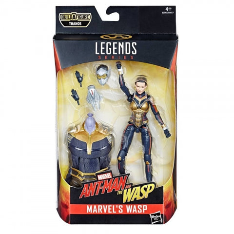 BEST OF MARVEL LEGENDS WASP (THANOS BAF)
