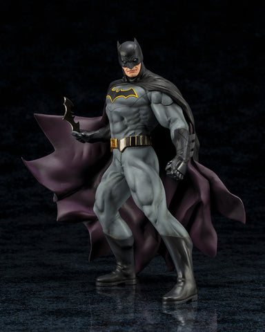 DC COMICS BATMAN FROM DC UNIVERSE REBIRTH ARTFX+ STATUE