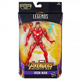 BEST OF MARVEL LEGENDS IRON-MAN