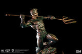 JUSTICE LEAGUE VS DARKSEID VER B (FAUX BRONZE)